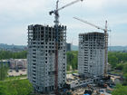 Ход строительства дома № 1 первый пусковой комплекс в ЖК Маяковский Парк - фото 28, Май 2021