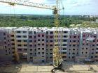 Ход строительства дома на участке № 214 в ЖК Солнечный город - фото 52, Июнь 2018