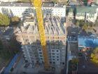 ЖК ПАРК - ход строительства, фото 18, Ноябрь 2020