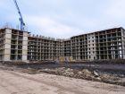 Ход строительства дома Литер 4 в ЖК Самолет 2 - фото 6, Апрель 2021