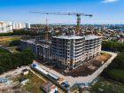 ЖК Открытие - ход строительства, фото 43, Май 2020