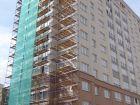 Ход строительства дома 60/3 в ЖК Москва Град - фото 28, Август 2019