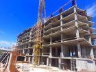 Ход строительства дома Литер 1 в ЖК Рубин - фото 23, Май 2020
