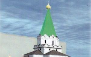 Храм вчесть святой равноапостольной Ольги вВерхних Печерах