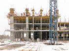 Комплекс апартаментов KM TOWER PLAZA (КМ ТАУЭР ПЛАЗА) - ход строительства, фото 125, Февраль 2020