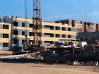 Ход строительства дома № 3А в ЖК Подкова на Гагарина - фото 76, Апрель 2019