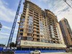 Ход строительства дома Литер 2 в ЖК Династия - фото 14, Август 2020