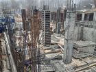 Ход строительства дома № 3 в ЖК Квартет - фото 54, Ноябрь 2020