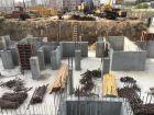 Ход строительства дома № 2 в ЖК Облака - фото 7, Сентябрь 2020