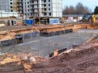 Ход строительства дома № 8 в ЖК На Победной - фото 30, Март 2014