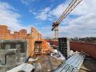 Клубный дом на Ярославской - ход строительства, фото 11, Май 2021