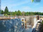 Ход строительства дома № 1 в ЖК Клевер - фото 122, Июль 2018