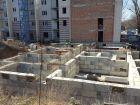 Ход строительства дома Секция 3 в ЖК Сиреневый квартал - фото 35, Март 2020