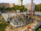 Ход строительства дома № 1 первый пусковой комплекс в ЖК Маяковский Парк - фото 89, Сентябрь 2020