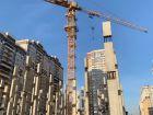 ЖК Горизонт - ход строительства, фото 106, Ноябрь 2019