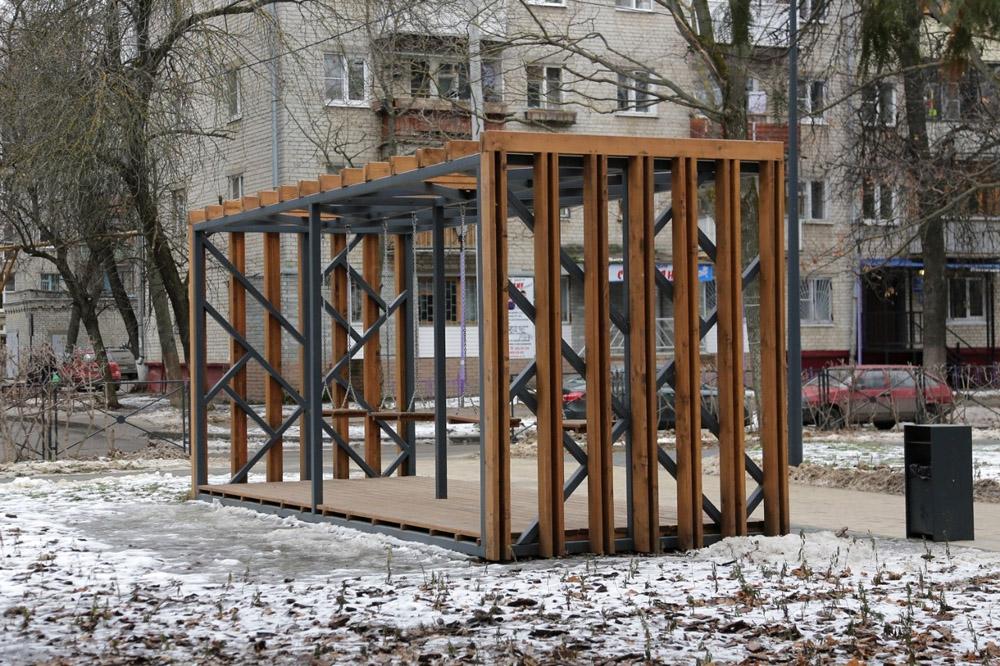Парк «Дубки» благоустроен в Нижнем Новгороде