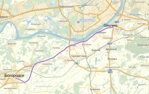Уширение участка автодороги Ряжск – Касимов – Муром – Нижний Новгород в Богородском районе Нижегородской области