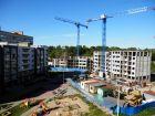 Ход строительства дома № 3 (по генплану) в ЖК На Вятской - фото 51, Июль 2016