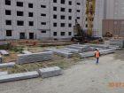 Ход строительства дома 61 в ЖК Москва Град - фото 33, Август 2019
