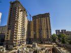 Ход строительства дома Литер 2 в ЖК Династия - фото 3, Октябрь 2020