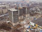 Ход строительства дома Литер 1 в ЖК Звезда Столицы - фото 83, Январь 2019