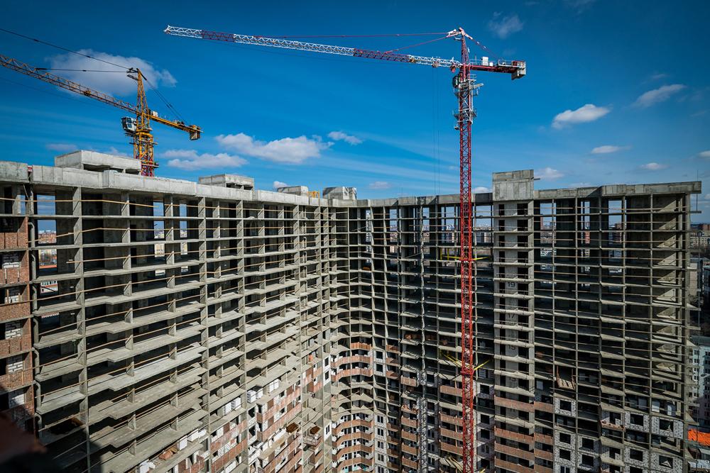 Так много еще не покупали: март принес новый рекорд на рынке первичной недвижимости Дона
