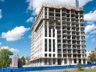 Комплекс апартаментов KM TOWER PLAZA - ход строительства, фото 29, Май 2020