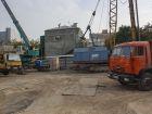 ЖК Островский - ход строительства, фото 116, Октябрь 2018