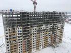 Ход строительства дома № 10 в ЖК Академический - фото 9, Январь 2018