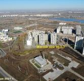 Ход строительства дома № 46.3-3 в ЖК Южный Город -