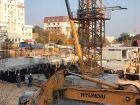 ЖК Космолет - ход строительства, фото 38, Октябрь 2020