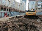 ЖК  Нижегородский  - ход строительства, фото 4, Ноябрь 2020