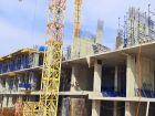 Ход строительства дома Литер 1 в ЖК Рубин - фото 28, Март 2020