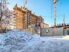 ЖК Каскад на Ленина - ход строительства, фото 650, Декабрь 2018