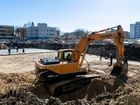 Ход строительства дома № 2 в ЖК Каскад на Автозаводе - фото 25, Март 2021