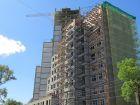 Ход строительства дома № 1 в ЖК Дом с террасами - фото 71, Июнь 2016