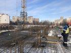 ЖК Университетский - ход строительства, фото 73, Декабрь 2020