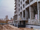 ЖК На Высоте - ход строительства, фото 84, Октябрь 2020